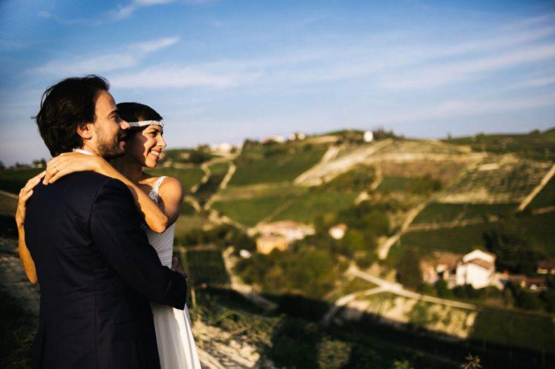 wedding photographer in Langhe Piedmont