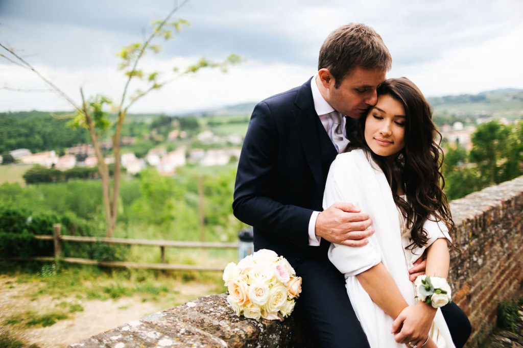 Wedding Photographer In Certaldo - Laura Barbera Photography