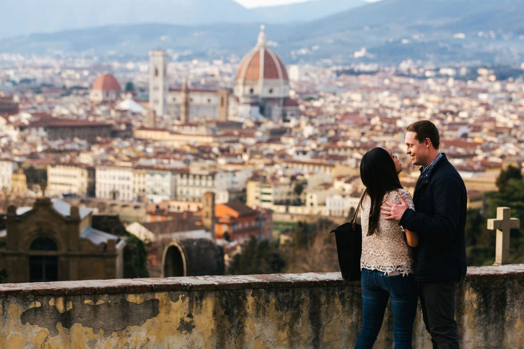 Pre Wedding Photographer Tuscany