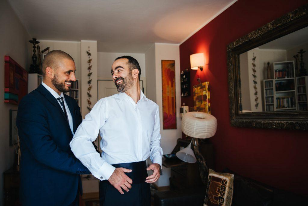 Fotografo di matrimonio a Rimini