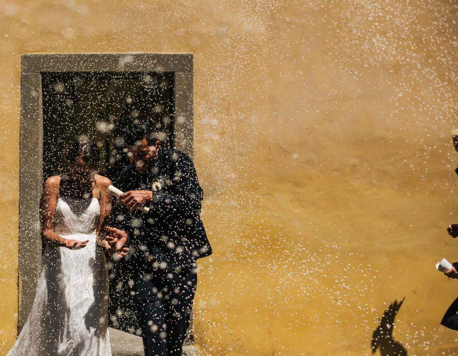 Fotografo di matrimonio ad Arezzo