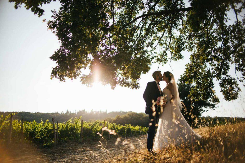 Matrimonio in Toscana Castello di Spaltenna
