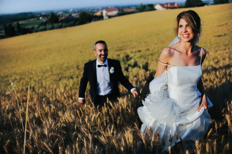 Wedding photographer in Rimini