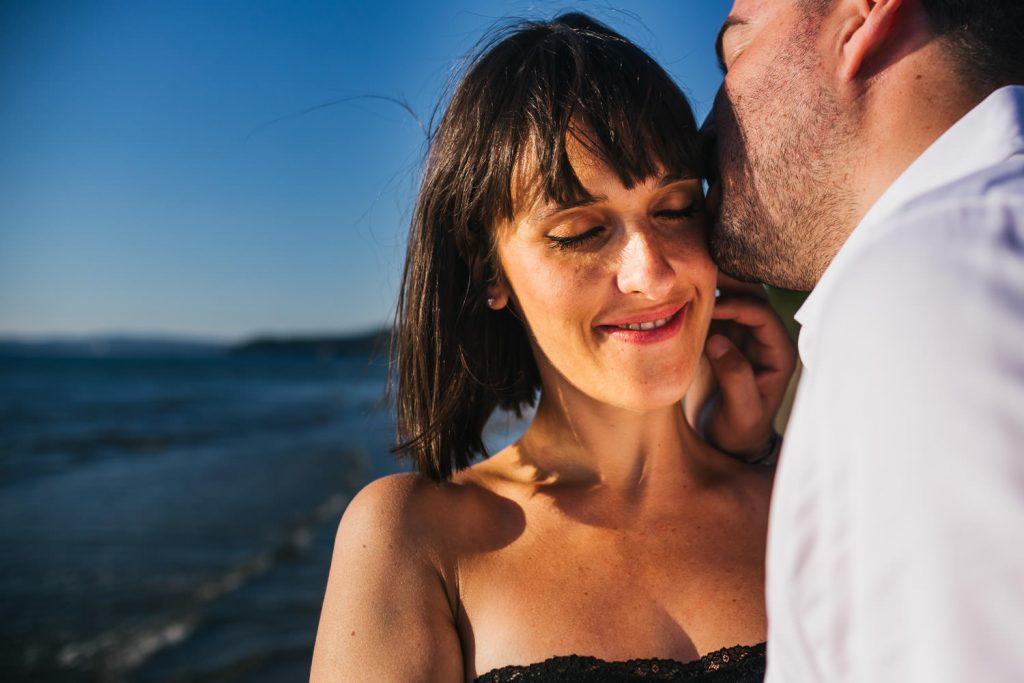 Foto di gravidanza in spiaggia-9