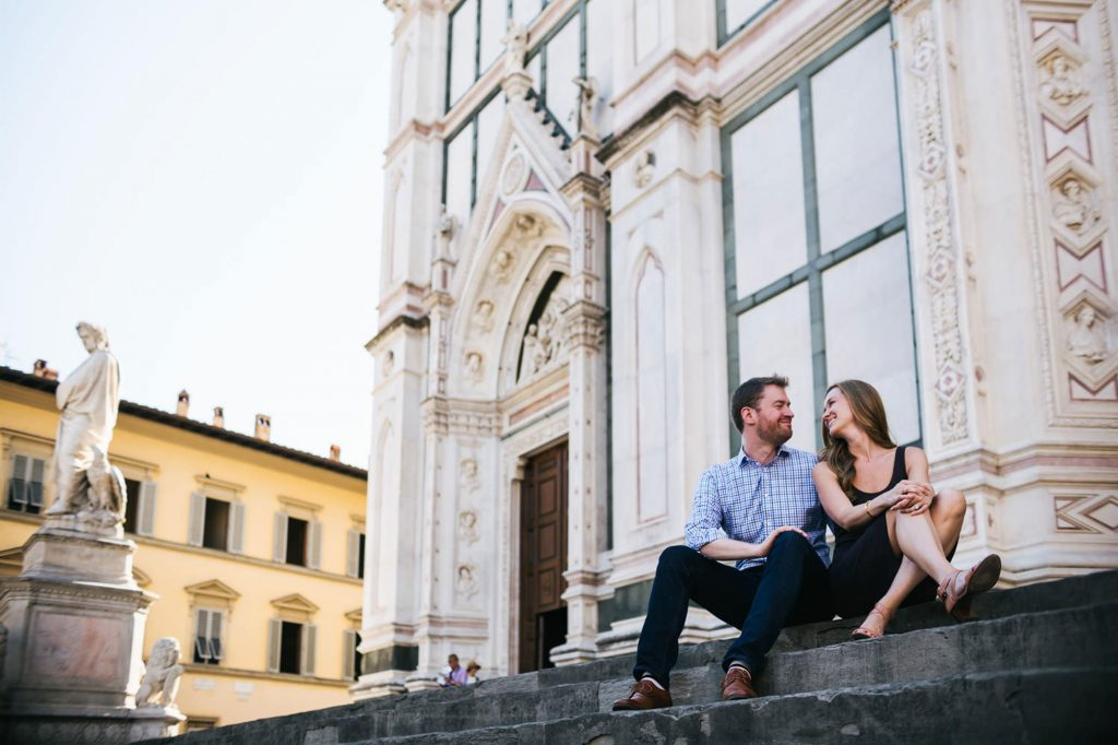 Couple Portrait Photography in Florence - Laura Barbera