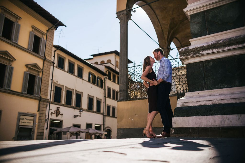Laura Barbera Photography: Couple Portrait Photography in Florence