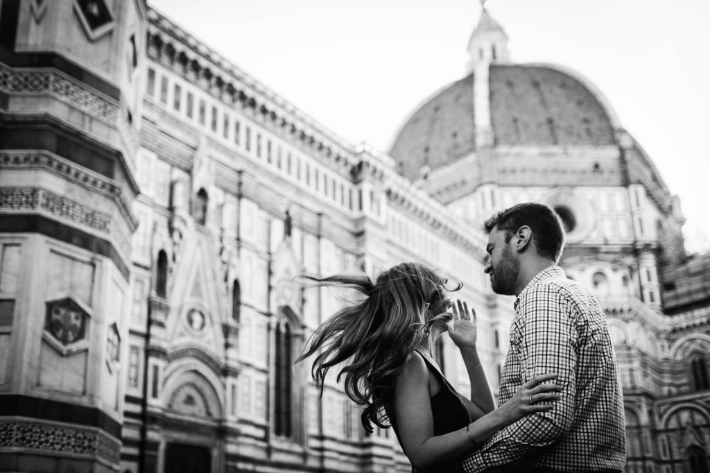 Couple Portrait Photography in Florence