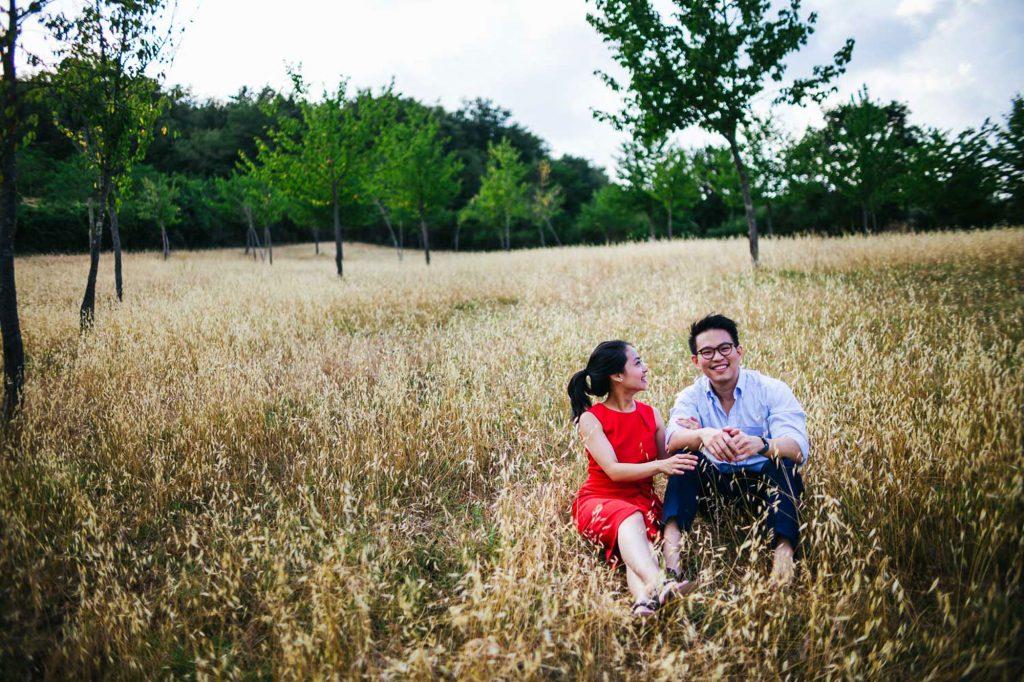 Tuscany Engagement Photographer - Laura Barbera Photography