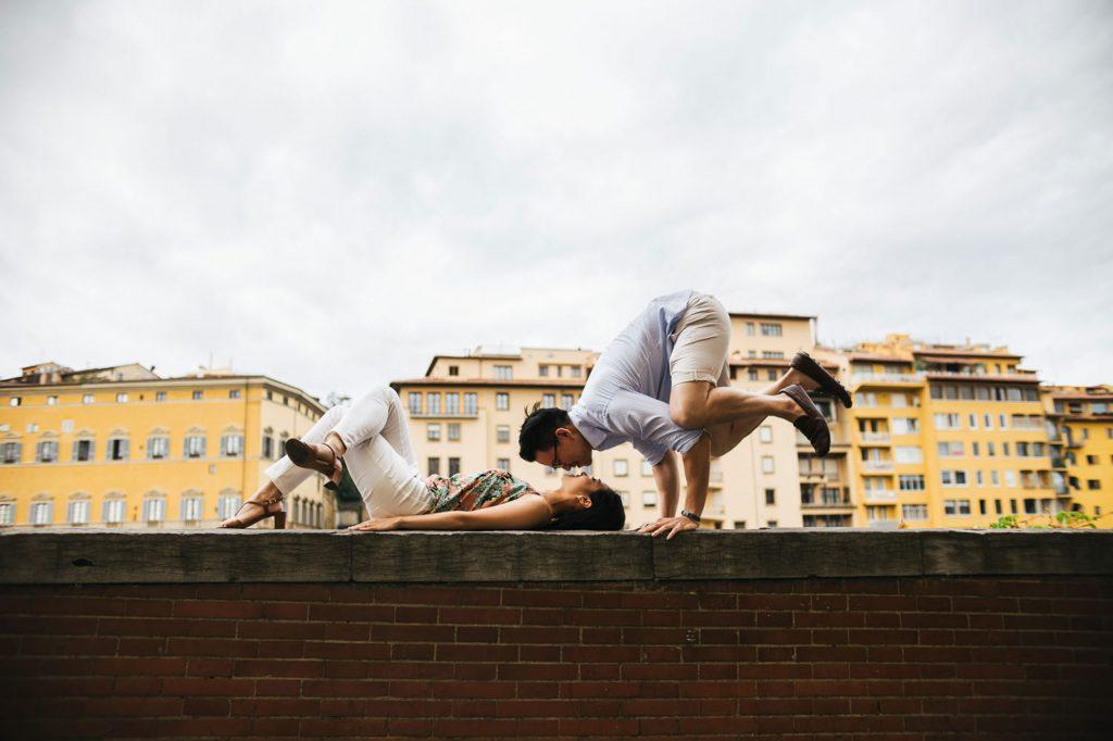 Laura Barbera Photography: Tuscany Engagement Photographer