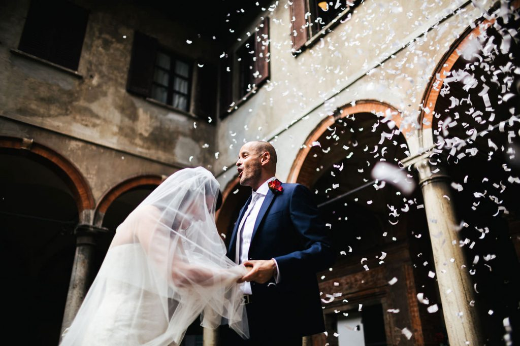 Wedding photographer in Milan: get married in this city