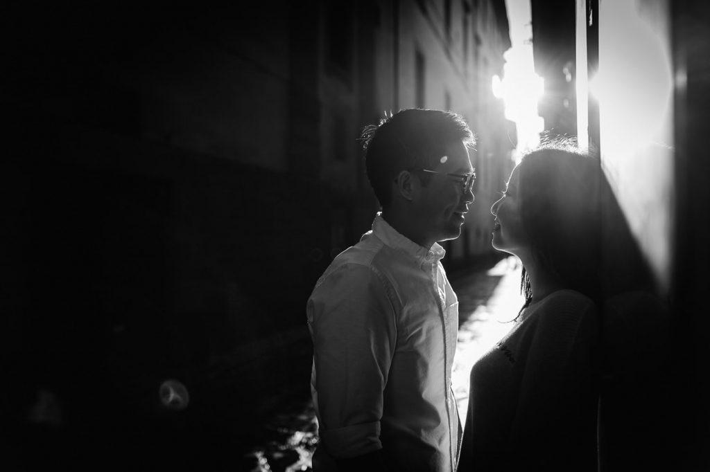Ritratti di coppia a Firenze