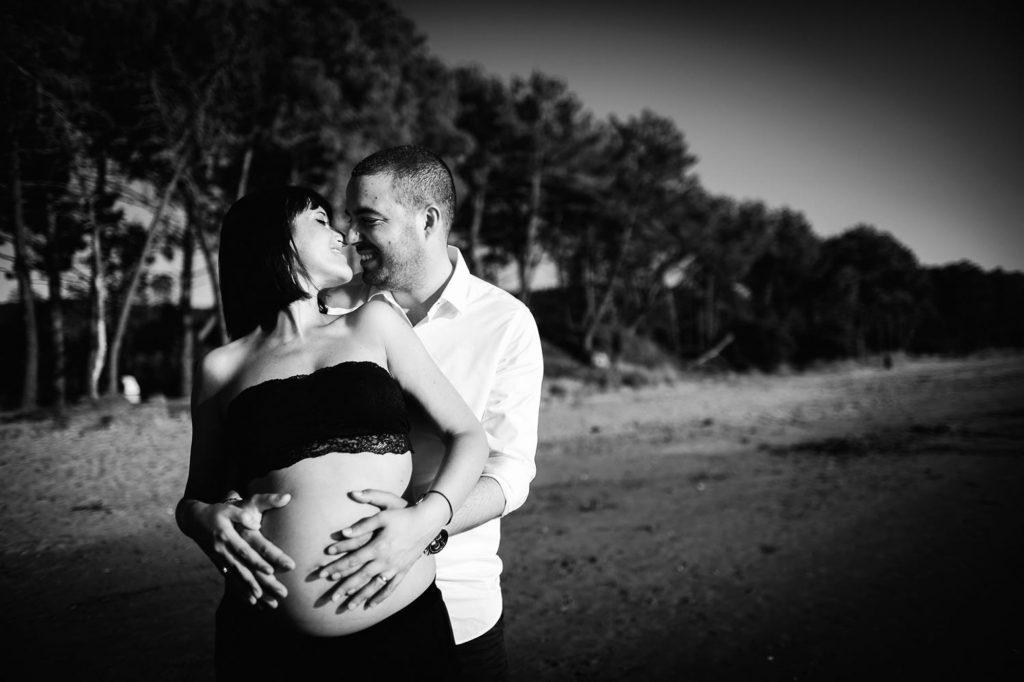 seaside maternity photos 20