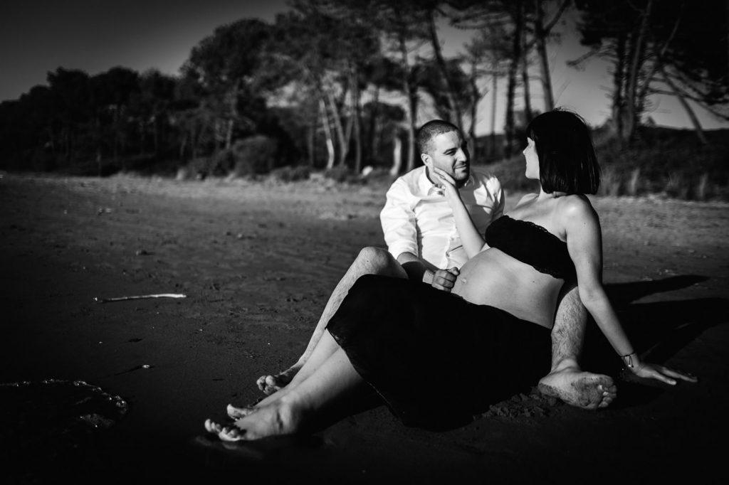 seaside maternity photos 28