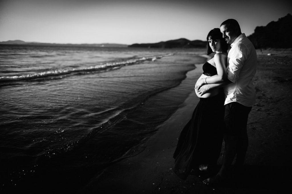 seaside maternity photos 32
