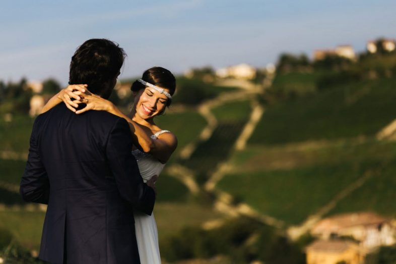 wedding photographer in Langhe Piedmont