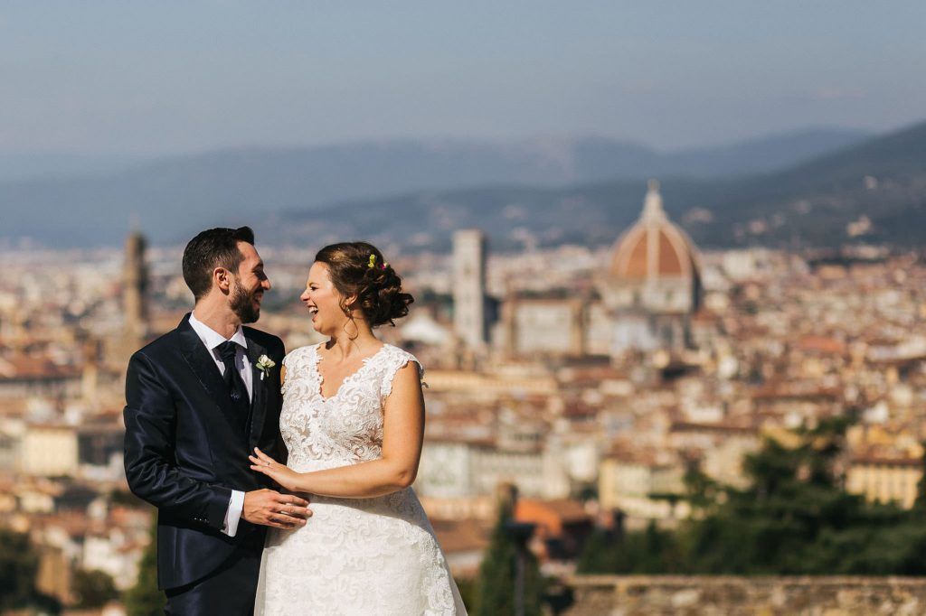 Wedding Photographer in Tuscany: a fantastic wedding on the hills of Florence