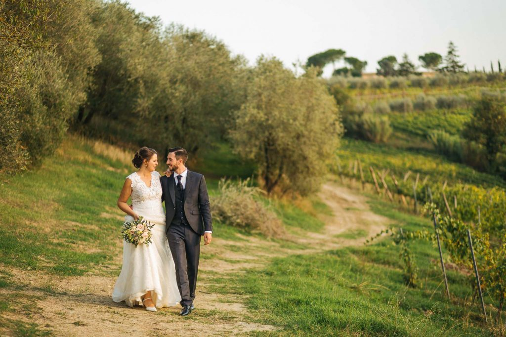 Wedding Photographer in Tuscany: Sofia and Michele