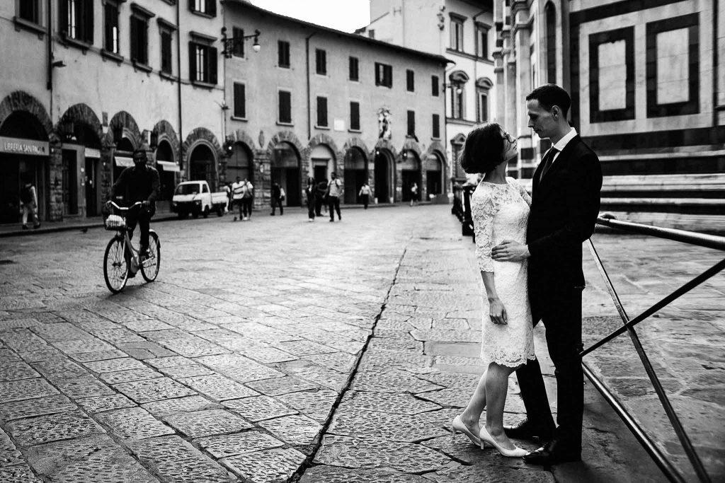 Servizio fotografico di coppia dopo il matrimonio a Firenze100