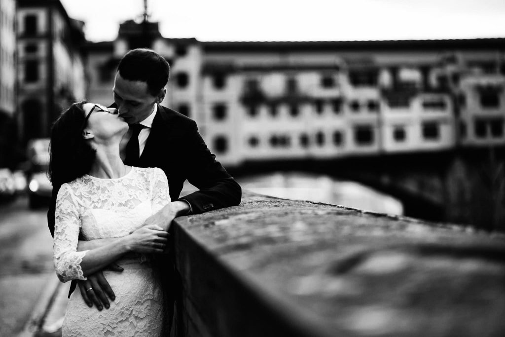 Servizio fotografico di coppia dopo il matrimonio a Firenze64