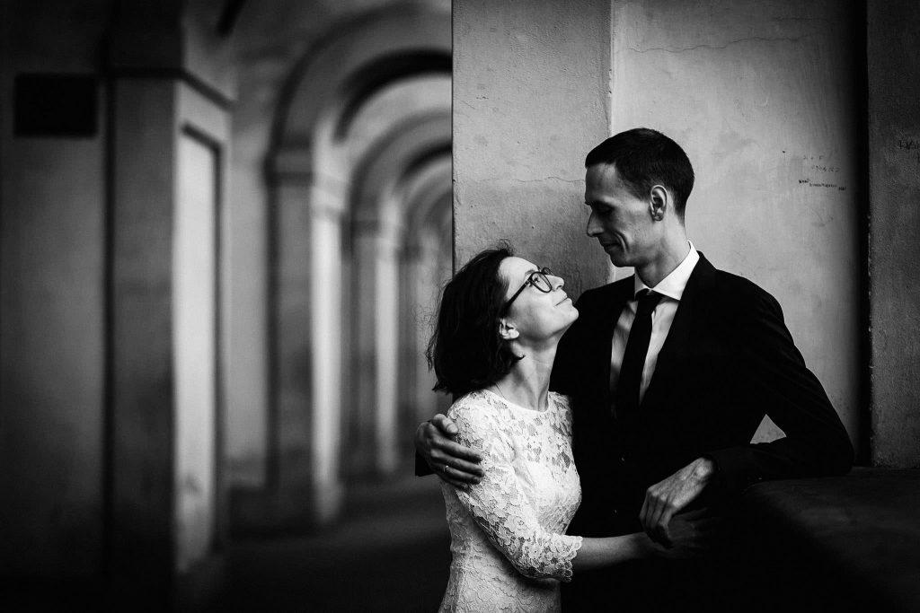 Servizio fotografico di coppia dopo il matrimonio a Firenze82