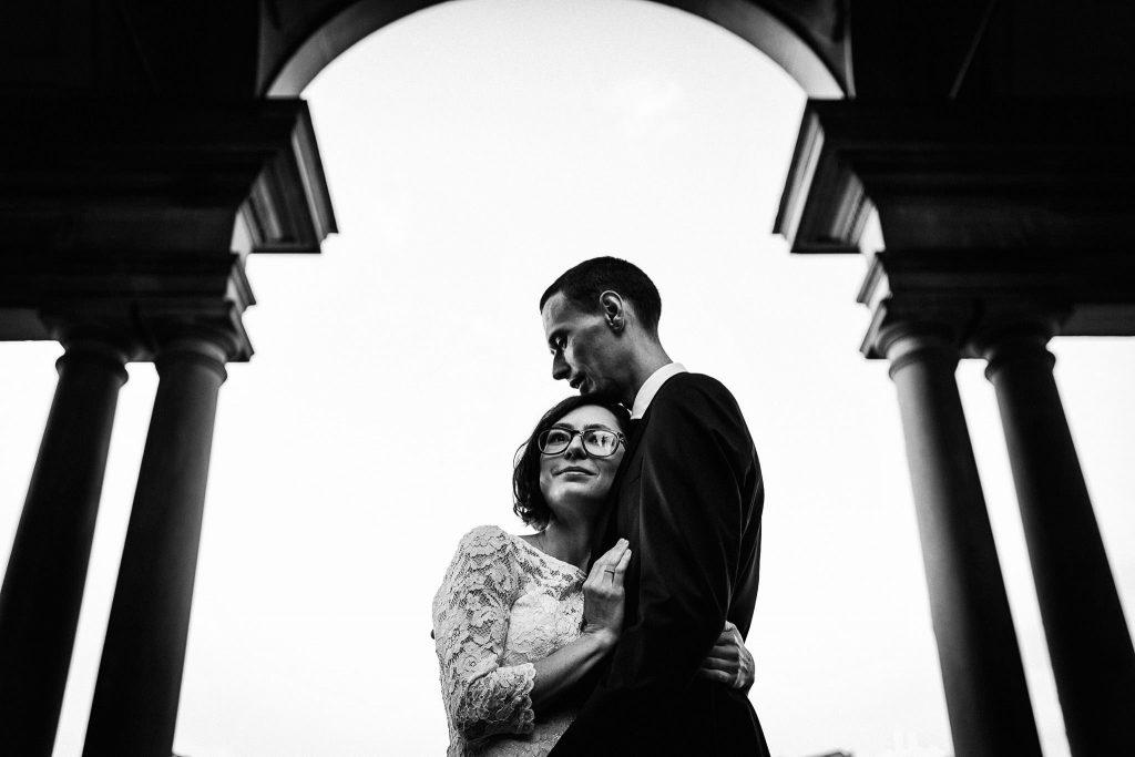 Servizio fotografico di coppia dopo il matrimonio a Firenze85