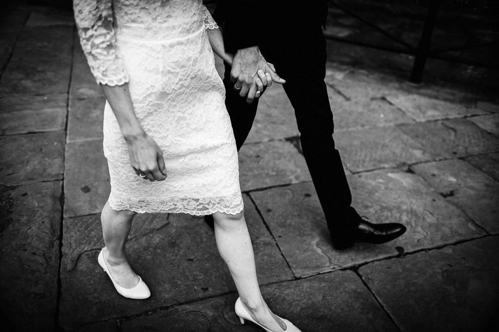 Servizio fotografico di coppia dopo il matrimonio a Firenze96