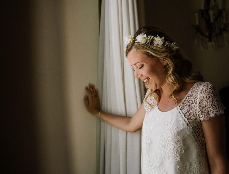 Foto di matrimonio a Villa Montefiano in Toscana