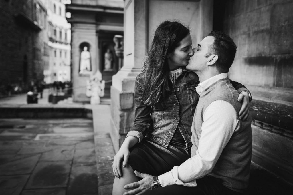 Pre wedding photographer in Florence