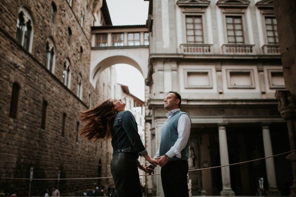 Servizio fotografico di fidanzamento a Firenze-14