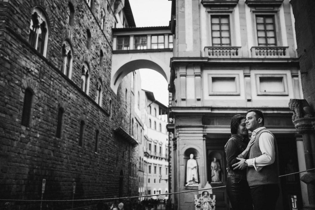 Servizio fotografico di fidanzamento a Firenze-15
