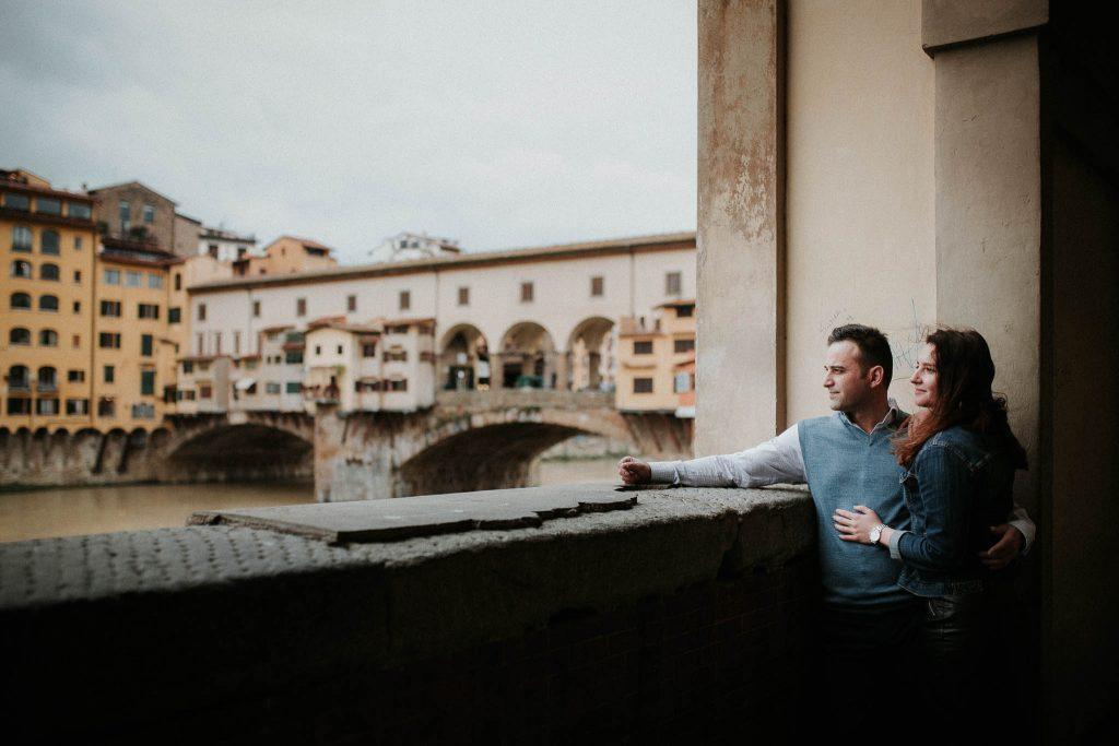 Servizio fotografico di fidanzamento a Firenze-28
