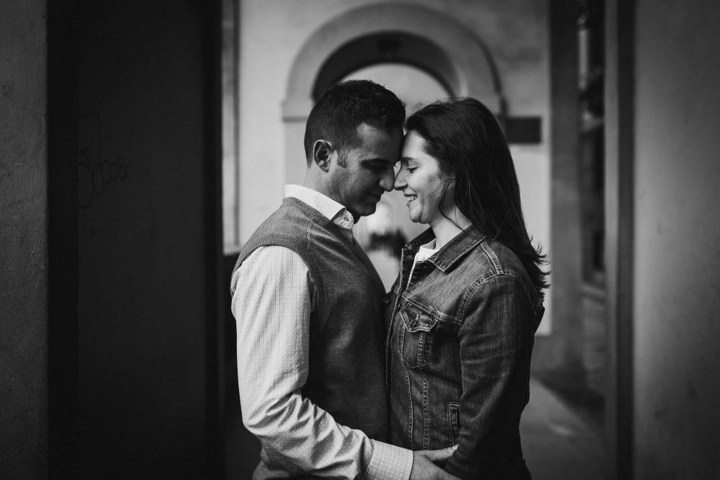Servizio fotografico di fidanzamento a Firenze-29