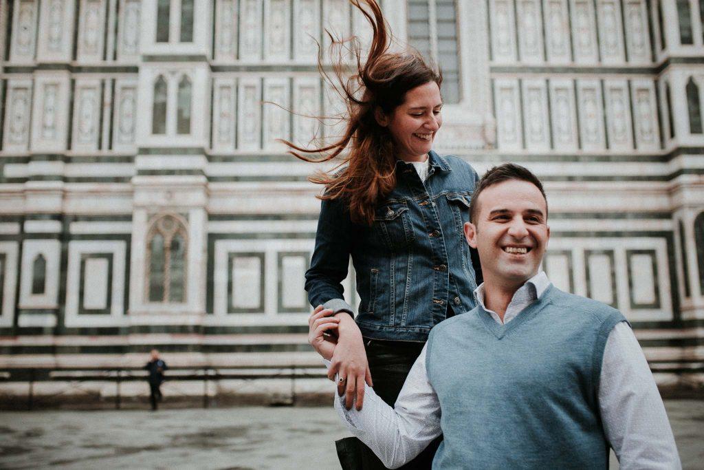 Servizio fotografico di fidanzamento a Firenze-3