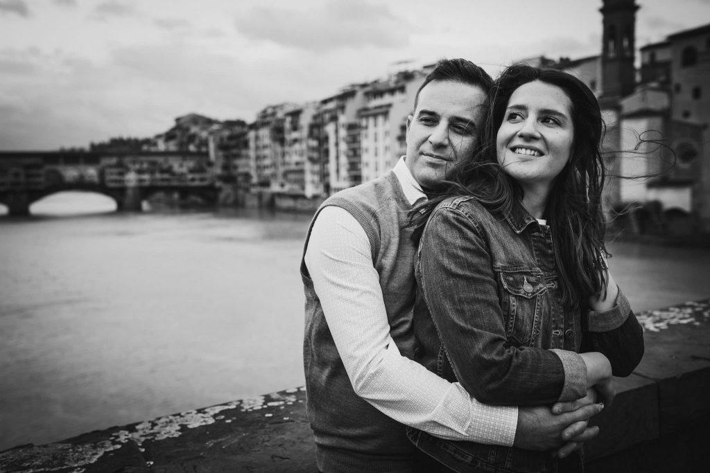Servizio fotografico di fidanzamento a Firenze-33