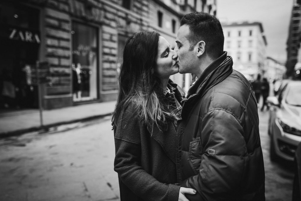 Servizio fotografico di fidanzamento a Firenze-6