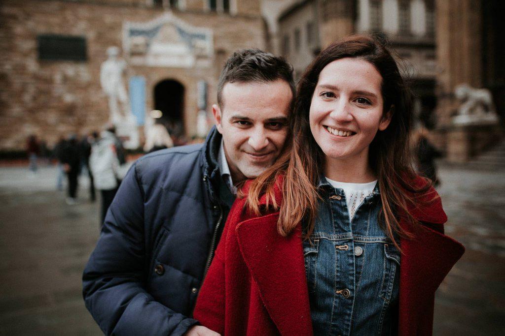 Servizio fotografico di fidanzamento a Firenze-9