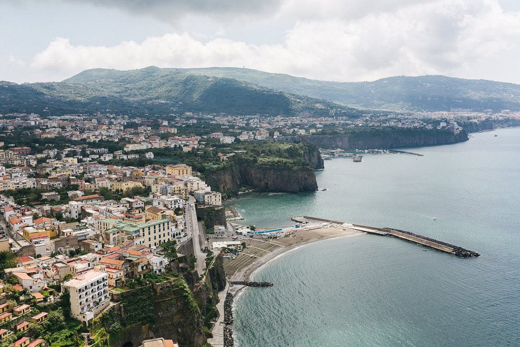 Wedding Photographer Sorrento And Naples