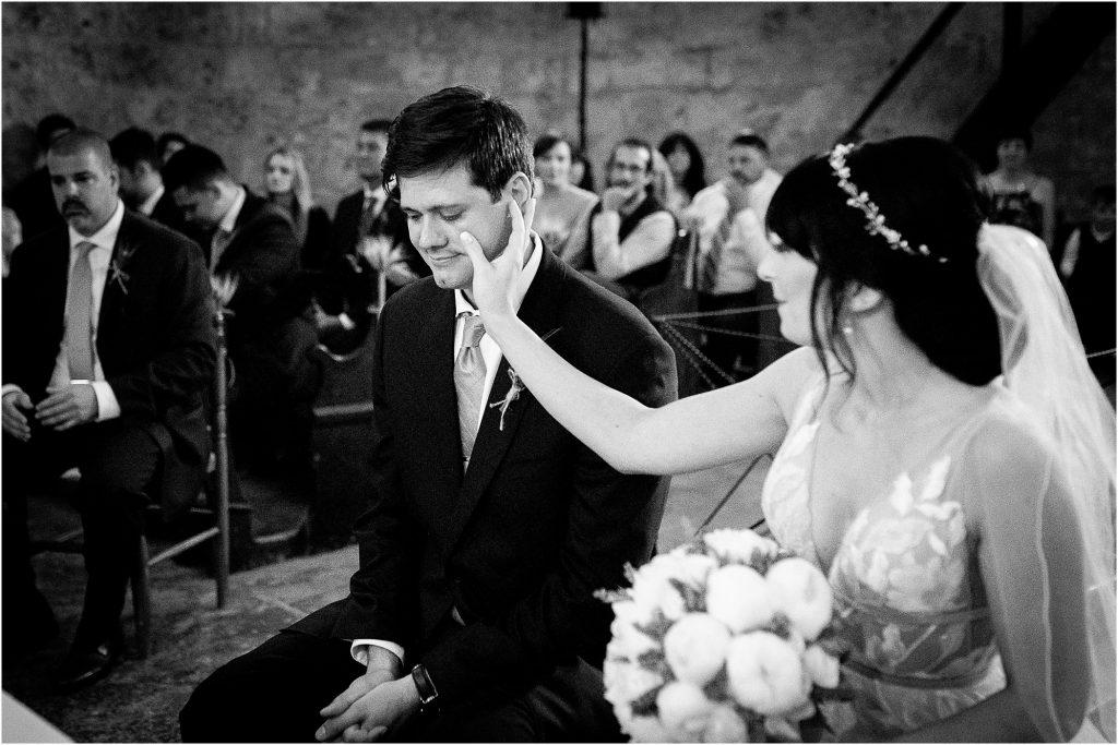 Fotografie di matrimonio all'Abbazia di San Galgano 34