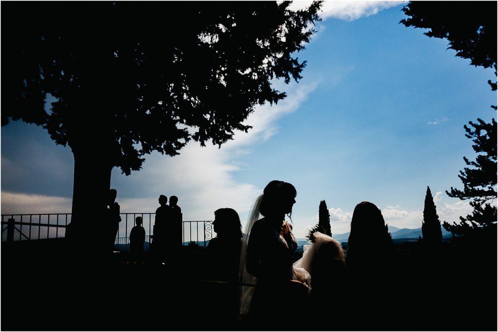 Fotografie di matrimonio all'Abbazia di San Galgano