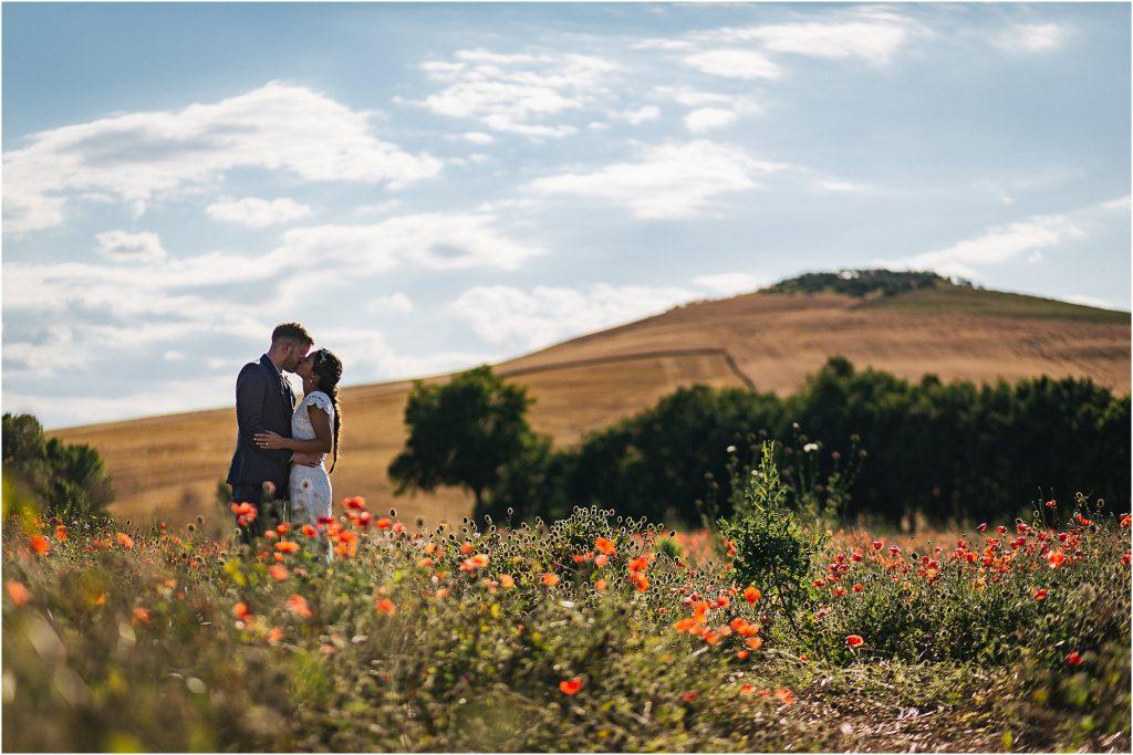 Fotografo di matrimonio a Monticchiello in Val d'Orcia 38