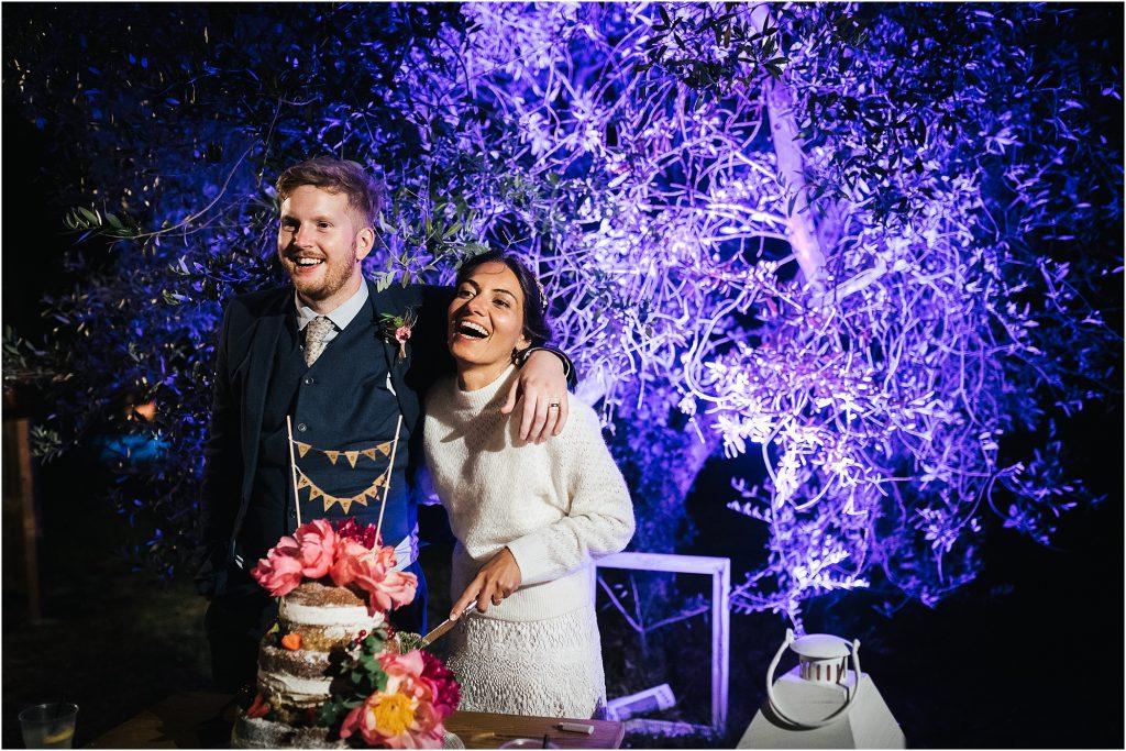 fotografie di matrimonio in Val d'Orcia