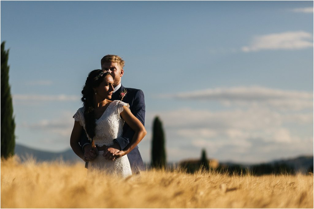 Wedding Photographer Val d'Orcia - Laura Barbera Photography