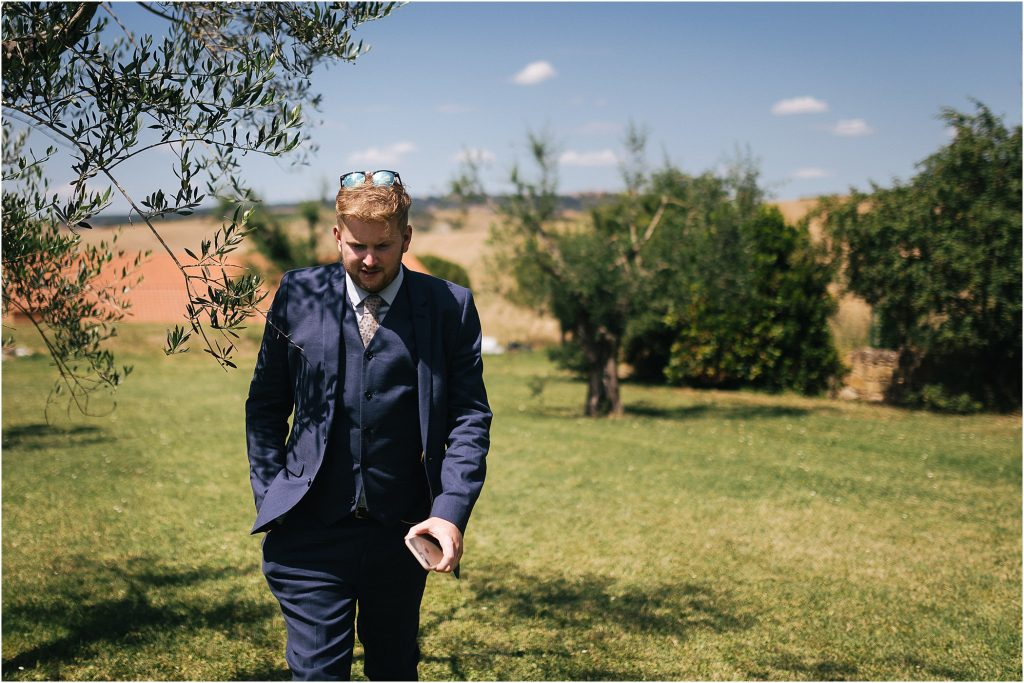 Wedding Photographer Val d'Orcia: a wedding in a beautiful and historical place