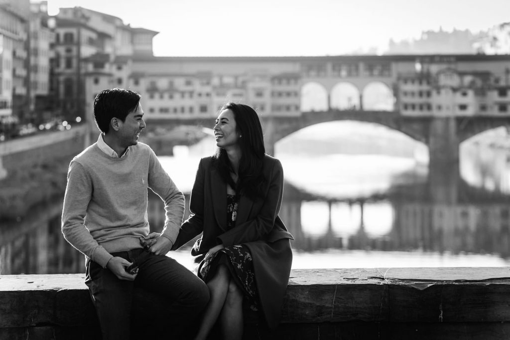Best couple portrait in Florence and Tuscany