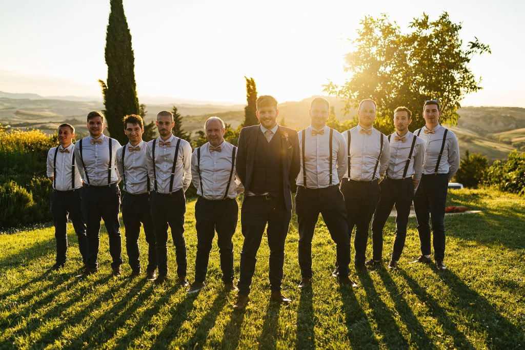 wedding group photos