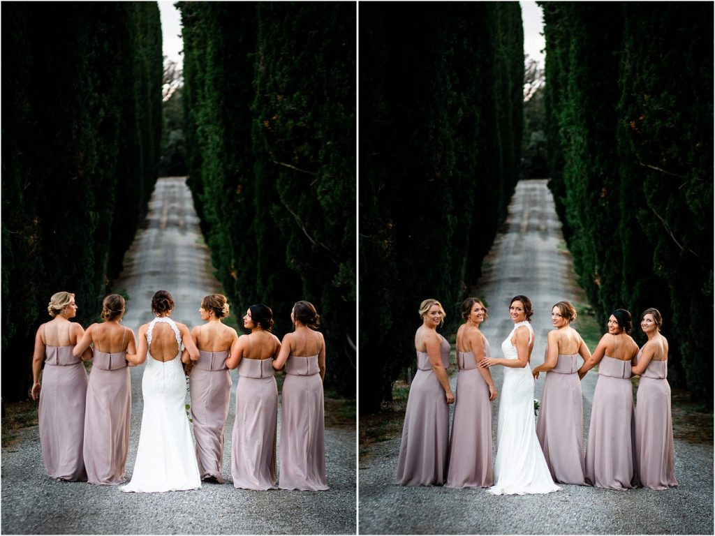 Wedding photographer in Siena