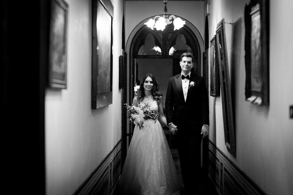 Foto di matrimonio al castello di Valenzano in Toscana 29