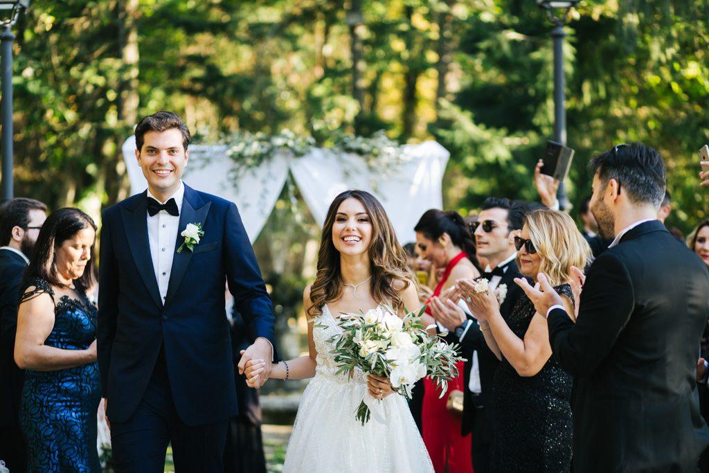 Foto di matrimonio al castello di Valenzano in Toscana 42