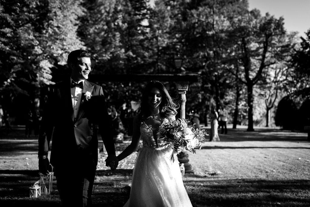 Foto di matrimonio al castello di Valenzano in Toscana 44