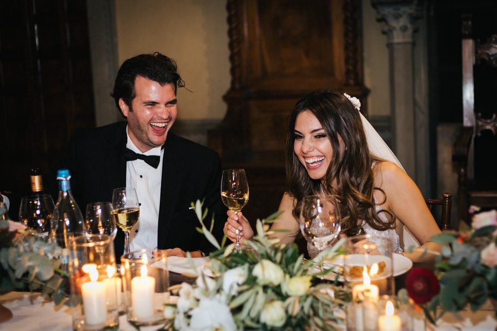 Foto di matrimonio al castello di Valenzano in Toscana 73